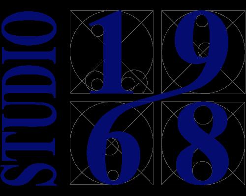 Studio 1968 Logo